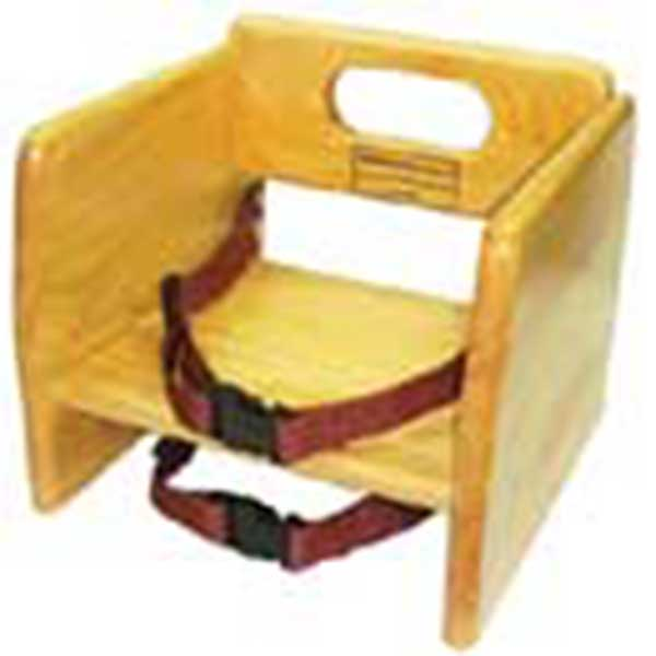 Tables & Chairs rental: booster seats rental from Columbia Tent Rentals