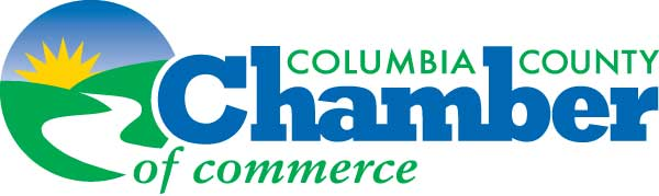 Columbia Tent Rentals is a member of Columbia County Chamber of Commerce