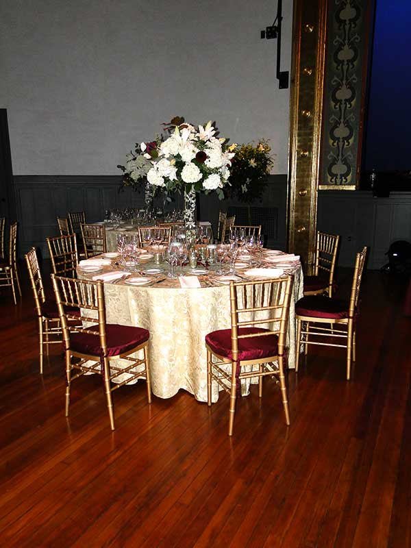 Columbia Tent Rentals rental agreement