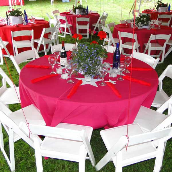 Table Linens Rental Tablecloths Napkins Columbia Tent
