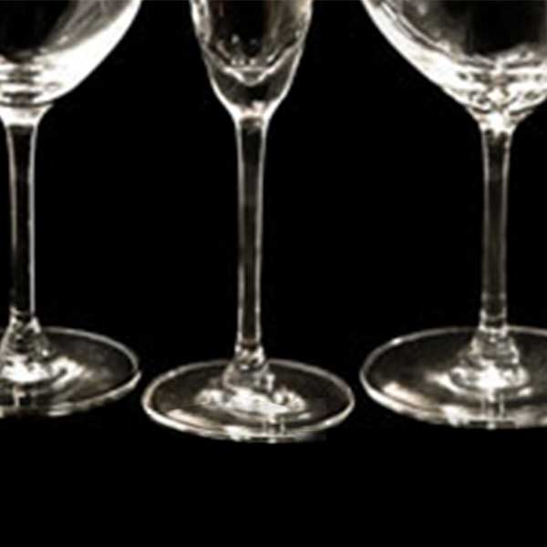 Columbia Tent Rentals provides complete dinnerware rental for your special event such as stemmed glassware