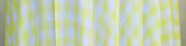 Table Linens Rental from Columbia Tent Rentals feature yellow check tablecloth