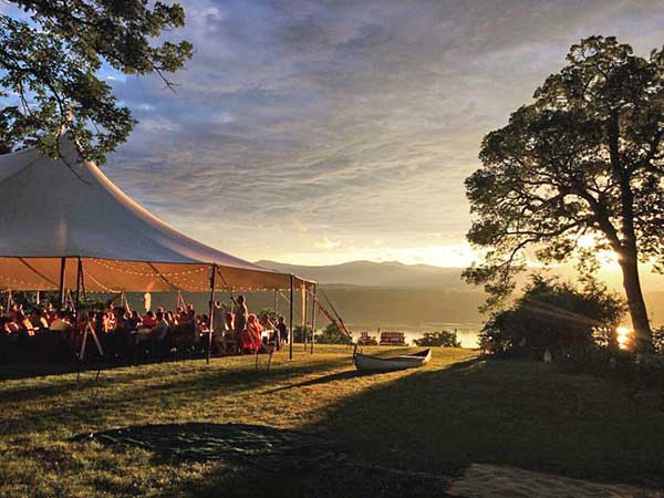 High Peak Frame Tents are available from Columbia Tent Rental for your group gathering